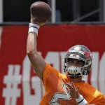 Testaverde Jr. to see significant playing time Thursday?