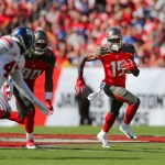 Where is the Bucs' WR3?