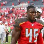 Devin White questionable for Lion's game