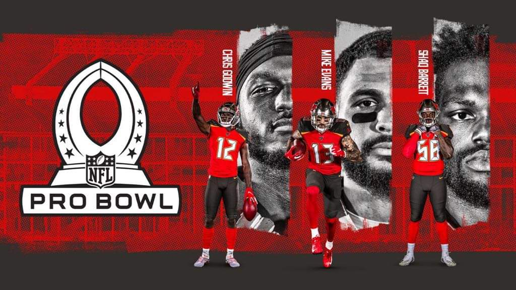 Three Buccaneers Named To The Pro Bowl Bucs Report