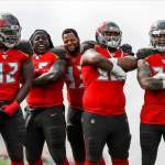 A strong year by the Bucs front seven