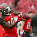 Buccaneers Waive Wide Receiver Grayson