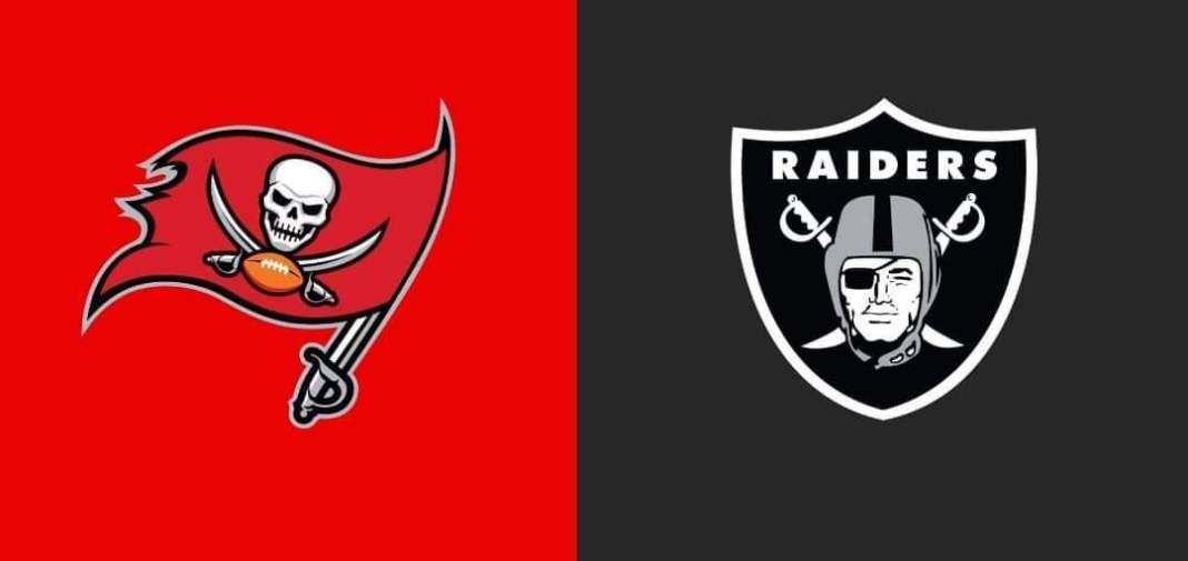 Buccaneers vs. Raiders/via DAZN.com