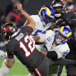 Buccaneers Fall in Primetime to the Los Angeles Rams 27-24