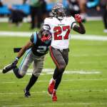 Tampa Bay Buccaneers Rebound, Rollover Carolina Panthers