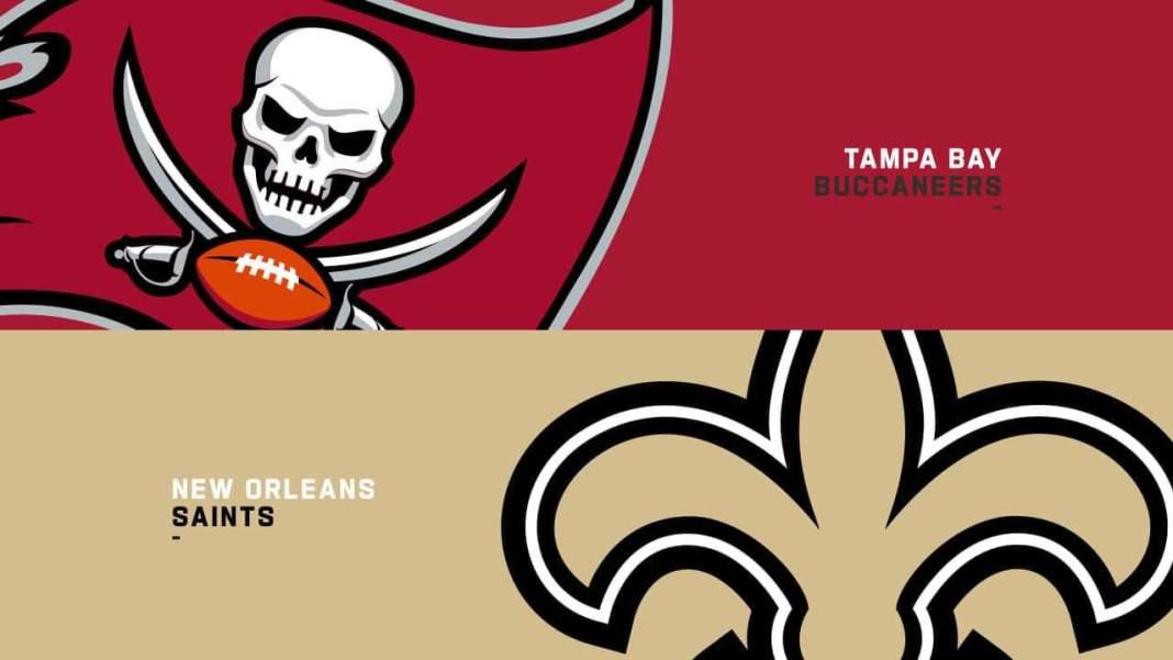 Buccaneers vs. Saints/via NFL.com