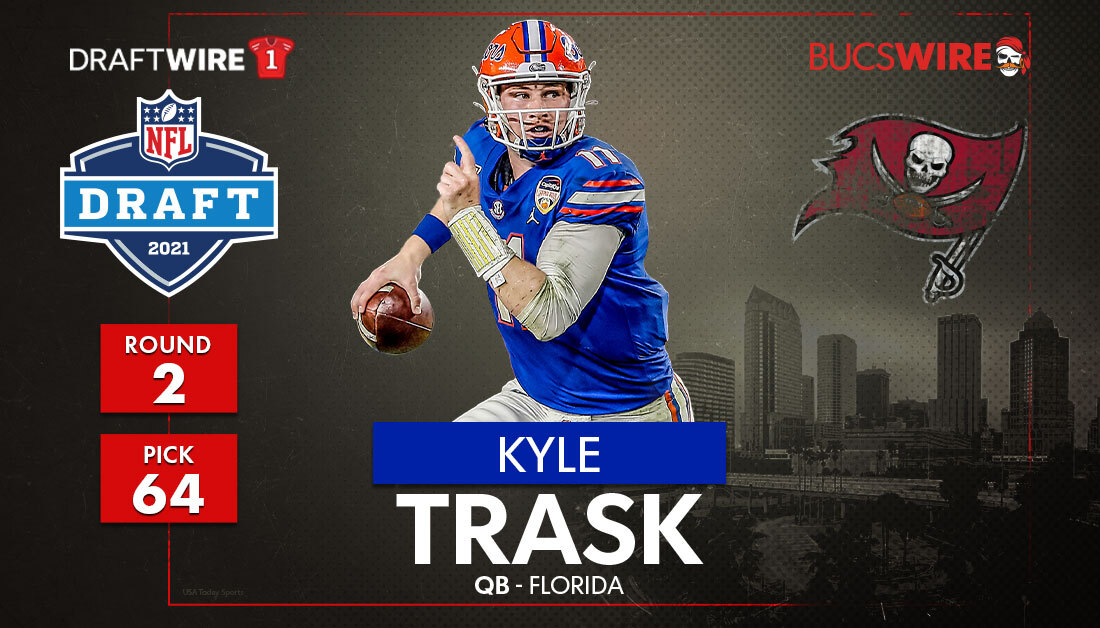 2021 NFL draft: Bucs select Florida QB Kyle Trask in 2nd round
