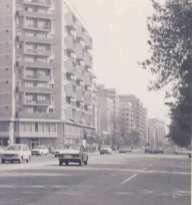 Calea Dorobanților - anii 80