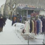 București, Agenție Loto pe str. Lipscani, 1987