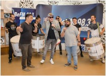 04. What's UP la Bucuresti FM 25.05.2017 - Foto. Alexandru Dolea