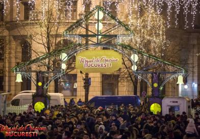 Peste 12 targuri de Craciun in Bucuresti, in perioada 15 – 17 decembrie