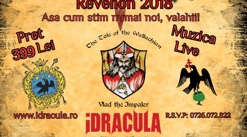 Revelion 2018 la iDracula Restaurant