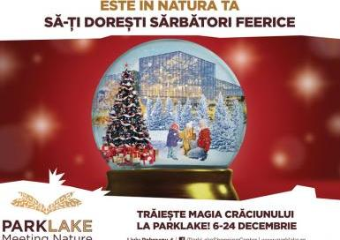 Târg magic de Crăciun la ParkLake