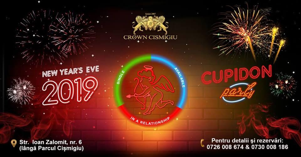Revelion 2019 Crown Cismigiu