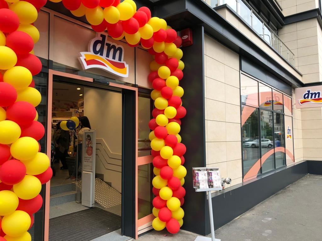 Deschidere DM Business Center The President (2)