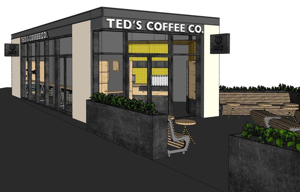 Business Center The President găzduiește cea mai noua cafenea TED'S