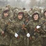 Paradă militară la Bucureşti, de Ziua Naţională a României