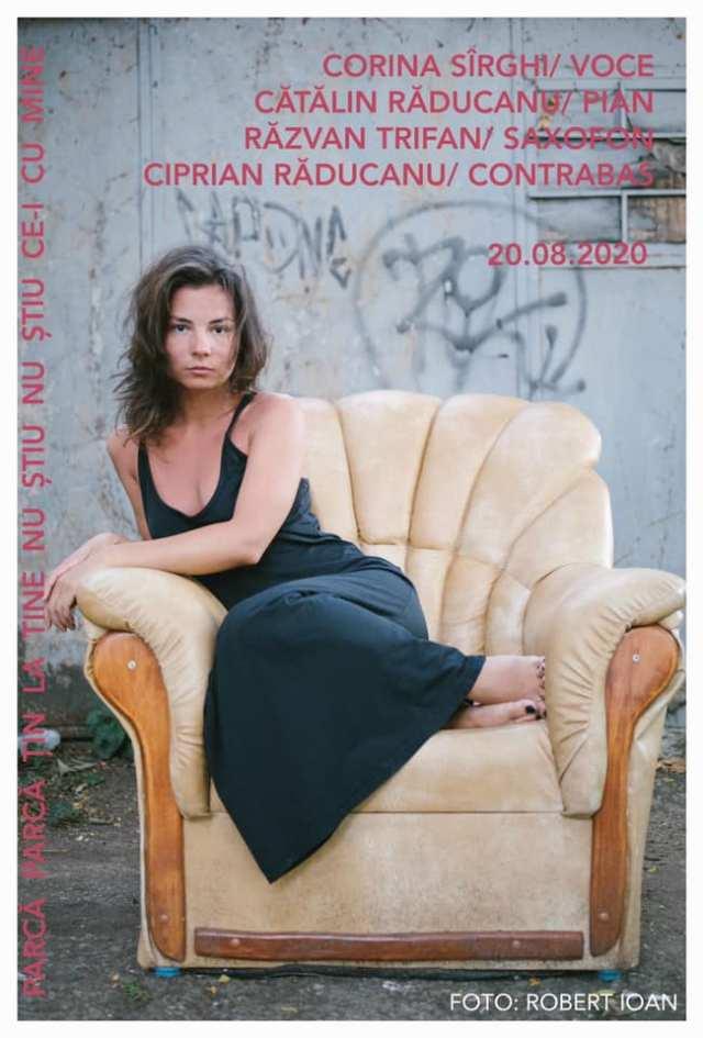 Corina Sîrghi Quartet la Green Hours
