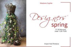 Eveniment de shopping urban si alternativ Designers Spring la Impact Hub Floreasca