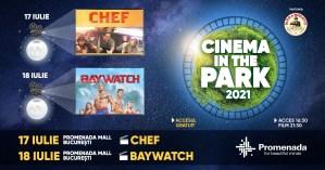 Cinema in the Park_Promenada Mall