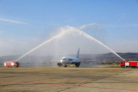 In pista Aeroportului Otopeni au aparut gropi de 1,5 milioane de euro!