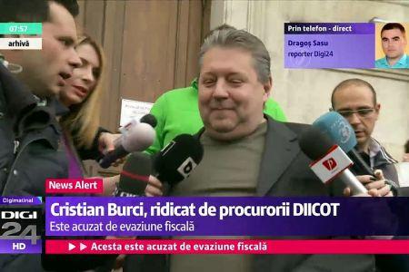 Cristian Burci, patronul Adevarul, a fost arestat pentru 30 de zile!