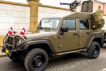 Fiat-Crysler si Uzina Mecanica Bucuresti vor sa construiasca in Romania NOUL JEEP pentru Armata!