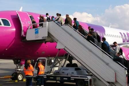 Wizz Air anunta trei zboruri noi din Bucuresti