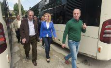 Ce promitea Gabriela Firea? Licitatia pentru achizitionarea a 400 de autobuze noi a fost anulata!