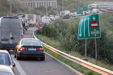 Accidente in LANT pe Autostrada Soarelui! Traficul este BLOCAT!