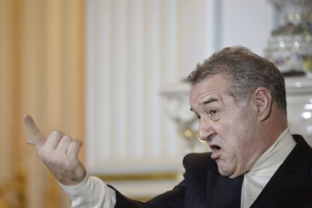 Gigi Becali face un SCANDAL MONSTRU dupa ce Steaua a castigat Cupa Ligii!