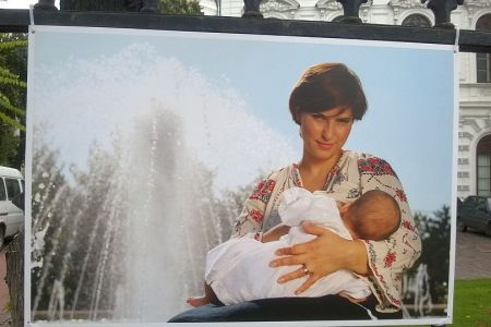 Mamele din Bucuresti au ajuns in New York Times!