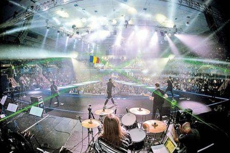 Trupa Vunk aduce la Bucuresti CEA MAI MARE scena din Romania! Vezi cand va avea loc concertul!