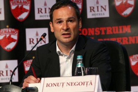 Probleme tot mai GRAVE pentru Negoita! Sesizare oficiala la DNA pentru ilegalitatile de la Dinamo!