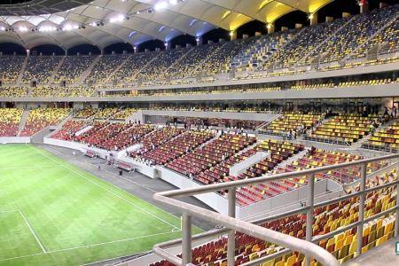 Trupul neinsufletit al marelui fotbalist Daniel Prodan va fi depus la Arena Nationala!