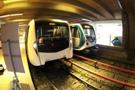Metrorex inchide inca doua noi statii de metrou. RATB preia calatorii printr-o linie-naveta noua