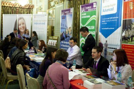 Cele mai bune universitati din lume vin la Bucuresti!