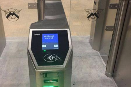 FOTO – Asa arata noul sistem de acces la metrou! In trei statii el a fost deja montat, urmeaza altele!