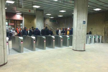 Noile sisteme de taxare de la metrou au o problema! Abia acum si-au dat seama!