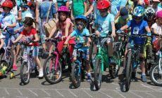 Parada micilor biciclisti – Cadoul de Ziua Copiilor pentru bucuresteni!
