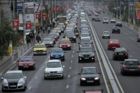Daca aveti drum azi pe DN 1 ocoliti Otopeniul! Se lucreaza si traficul e ingreunat in zona!