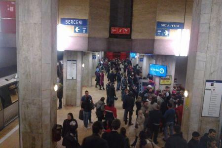 Veste buna pentru cine lucreaza in nord: statiile de metrou Aurel Vlaicu si Pipera vor fi inchise doar o zi lucratoare!