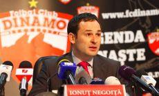 """Cum face Ionut Negoita afaceri: Un fost ospatar pus presedinte la Dinamo, apoi inlocuit cu """"expert"""" din primaria Sectorului 3!"""