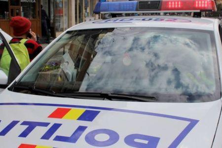 Gest SOCANT: Un barbat de doar 32 de ani s-a SINUCIS in Sectia 5 de Politie!