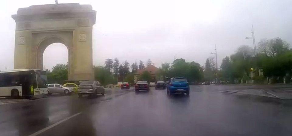 Meteorologi: Vremea se va raci si va ploua tot weekend-ul in Bucuresti!