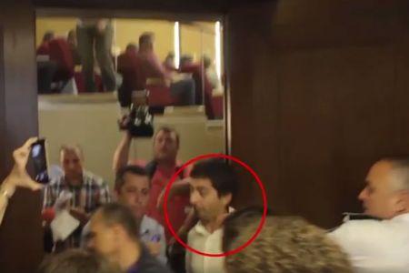 VIDEO – Cine a lovit pe cine in Consiliul General? Pana si SMURD-ul radea de ranitii anuntati de Firea!
