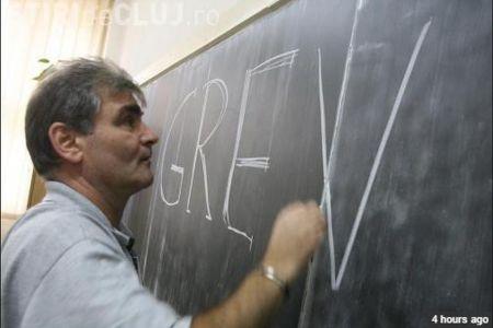 Dascalii care predau la scolile din Sectorul 6 intra de luni in greva!