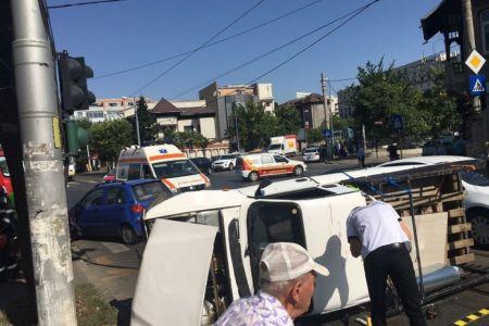 Topul celor mai periculoase intersectii din Bucuresti!