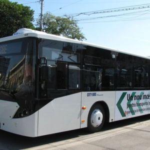 Fabrica de autobuze de la marginea Bucurestiului vinde cele mai noi masini in Chisinau, ca in Capitala noastra nu are loc!