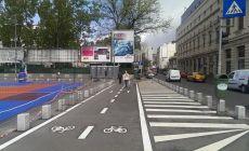 Ziua fara masini: Bucurestenii sunt invitati in aceasta seara la o plimbare cu bicicleta pe Calea Victoriei